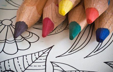צובעים ונהנים – דפי צביעה מומלצים לגני ילדים