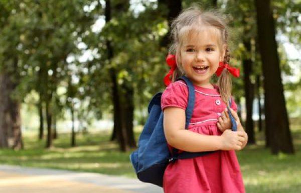 שגרת יום קבועה לילדים
