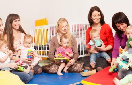 סקר רחב ותשאול הורים לילדים בגן